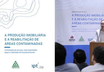 Poros - Aesas lançam manual de gerenciamento de áreas contaminadas direcionado a empreendedores